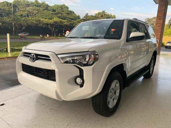 Disponible Entrega Inmediata Toyota 4runner Sr5 Blanca