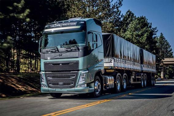 Caminhão Volvo Fh 540 - Carta Contemplada Bradesco