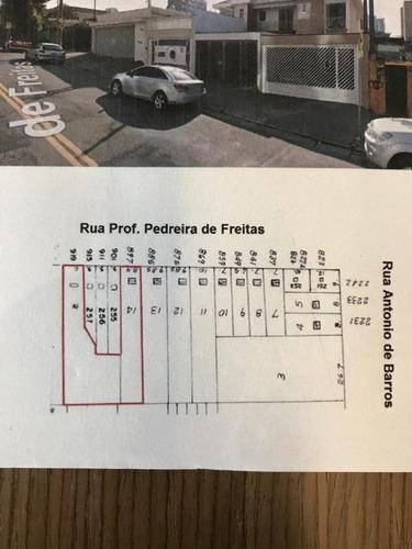 Imagem 1 de 1 de Apartamento Em São Paulo - Sp - Te0209_prst