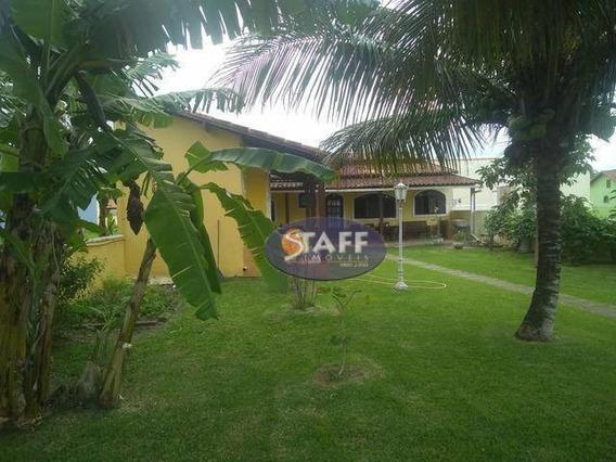 Casa 3 Quartos A Venda Em Condomínio Lado Praia Unamar- Cabo Frio!! - Ca1357