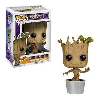 Funko Pop Guardianes De La Galaxia - Groot Dancing 65