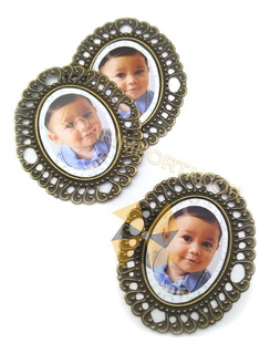 Mini Portarretratos Souvenir Original Golosinas Candy X50