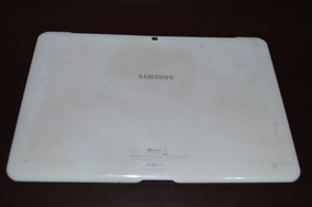 Tampa Traseira Tablet Samsung Galaxy Tab 2 10.1*