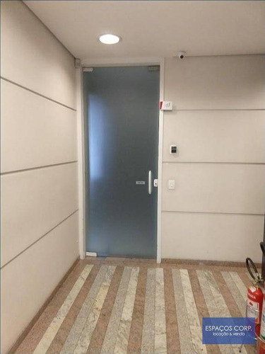 Laje Para Alugar, 384m² - Brooklin - São Paulo/sp - Lj0065