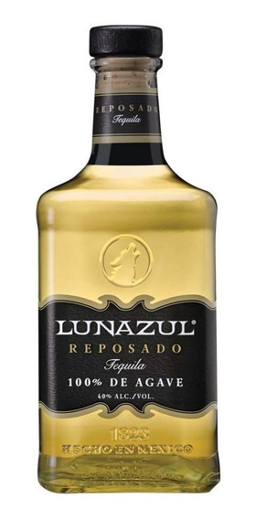 Tequila Lunazul Reposado Botella 750 Ml