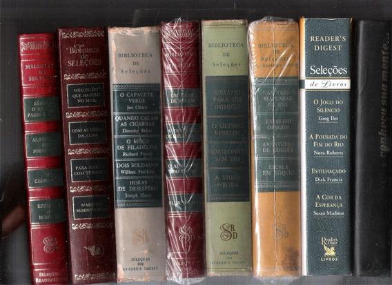 8 Seleções De Livros Readers Digest - Romance 935