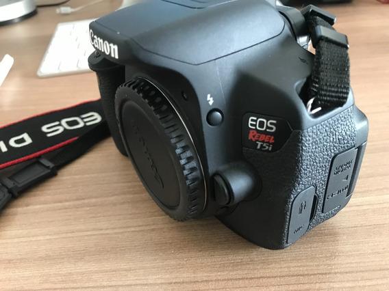 Camera Canon T5i Em Ótimo Estado