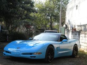 Chevrolet Corvette Convertible At