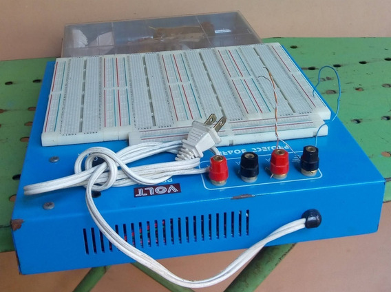 Tablero De Proyectos (protoboard) Volt Pb-2001