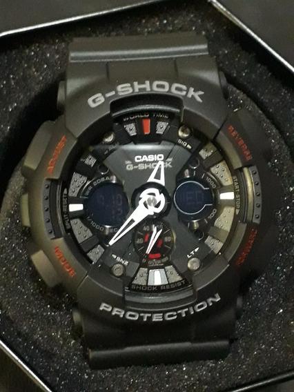 Relógios G-shock Ga-120-1adr