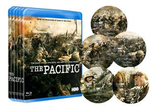 The Pacific / La Serie Completa 5 Bluray