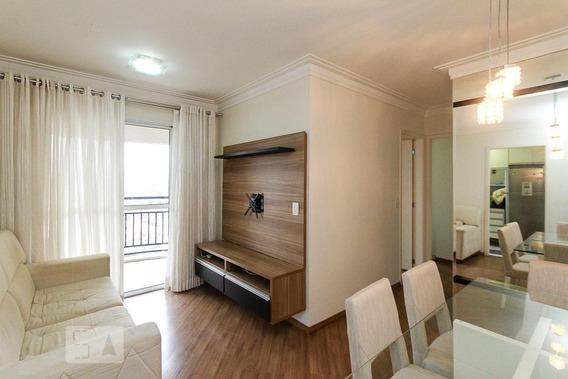 Apartamento Para Aluguel - Vila Santa Clara, 2 Quartos, 54 - 893087831