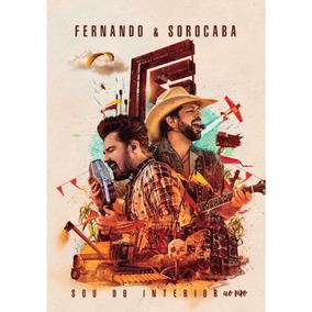Dvd Fernando E Sorocaba - Sou Do Interior / Ao Vivo (993410)