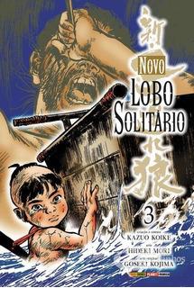 Hq Mangá Lobo Solitário 03