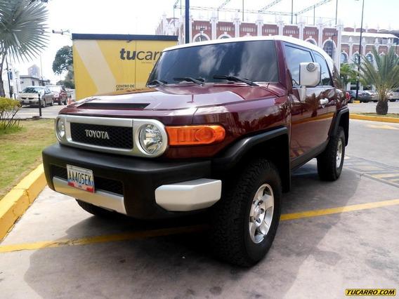 Toyota Fj Cruiser Land Cruiser