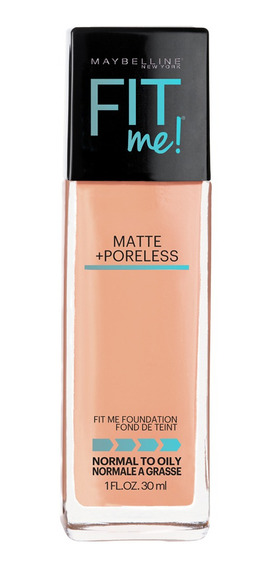 Base Matificante Fit Me Tono 320 Natural Tan Maybelline
