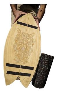 Balance Board Tabla Juego De Equilibrio Madera Animales