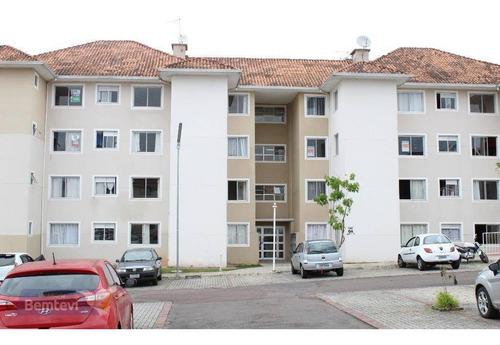 Apartamento Com 2 Dormitórios À Venda, 48 M² Por R$ 139.000,00 - Augusta - Curitiba/pr - Ap0055