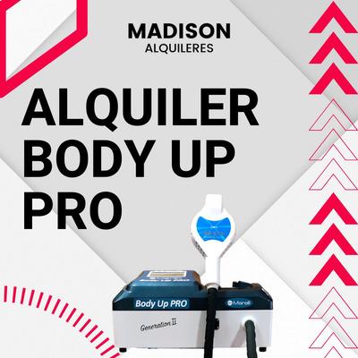 Alquiler Body Up Pro Generacion 2