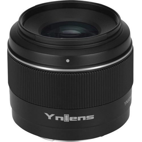 Imagem 1 de 9 de Lente Yongnuo Yn 50mm F / 1.8s Da Dsm Para Câmeras Sony E