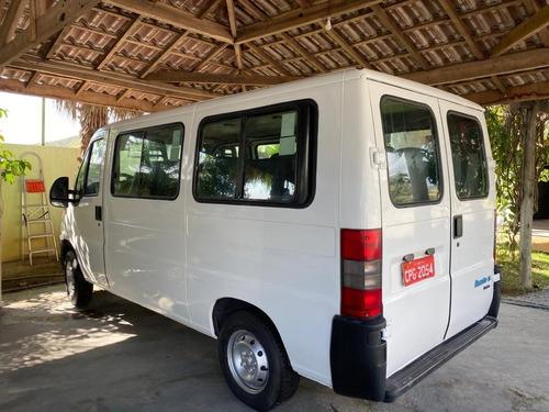 Van Fiat Ducato Minibus Ano 2001: