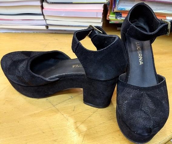 Zapatos Lucerna Modelo Guillermina Talle 36