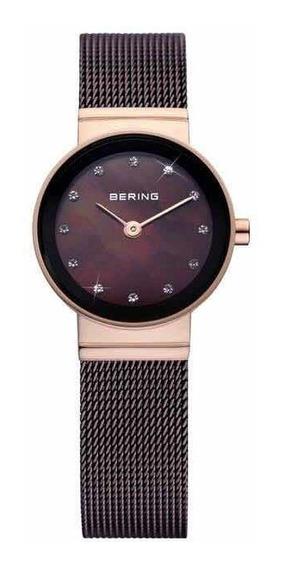 Relógio Bering Time Ladies Rosê 10122-265
