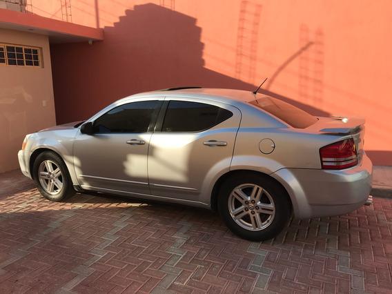 Dodge Avenger 2.4l Sxt Apariencia Sport