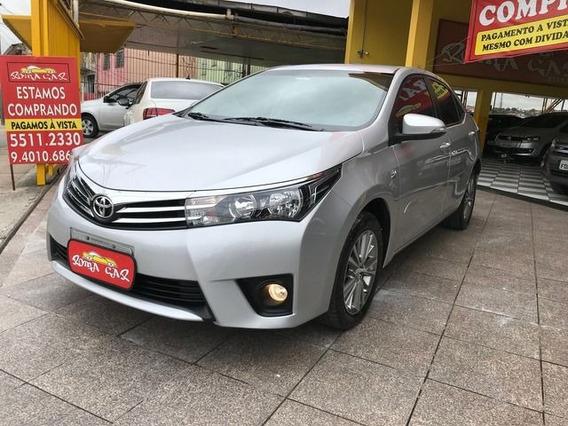 Toyota Corolla Xei 2.0 16v Flex, Fsj9479