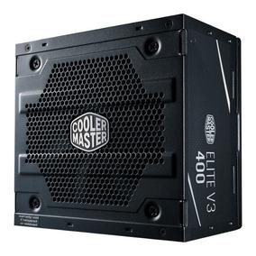 Fonte Elite -cooler Masterv3 - 400w - - Mpw-4001-acaan1-wo