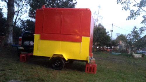Imagem 1 de 6 de Trailer Food Truck
