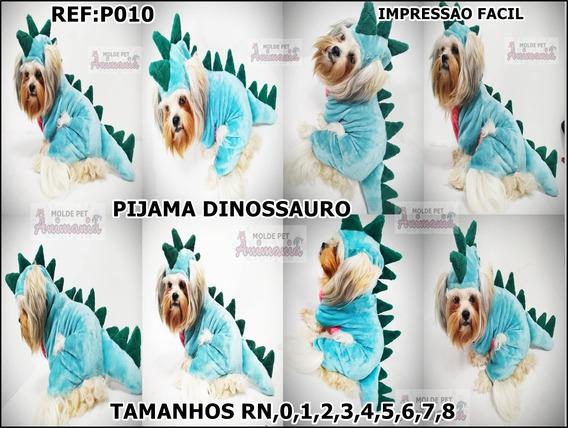 Moldes Pet Dinossauro Pdf Para Imprimir