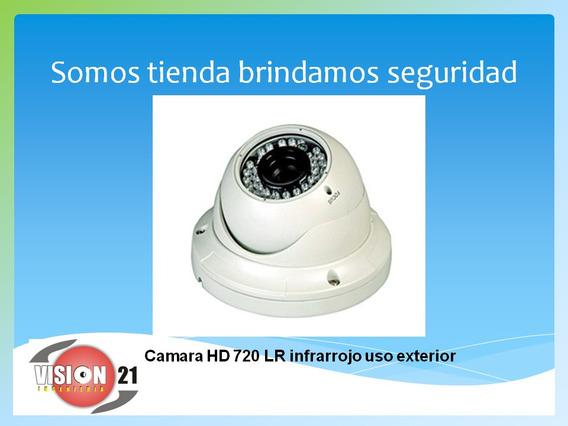 Camara Cctv 1mp 720l Dahua Infrarrojo Lente 2.8-12 Metalica