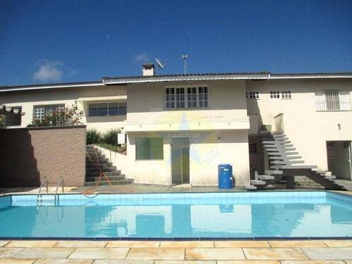 Casa À Venda, 470 M² Por R$ 1.100.000,00 - Jardim Dos Pinheiros - Atibaia/sp - Ca1313