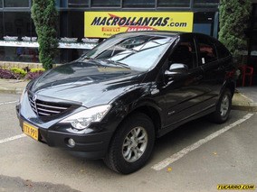Ssangyong Actyon Crossover At 2300cc Aa Abs Ab