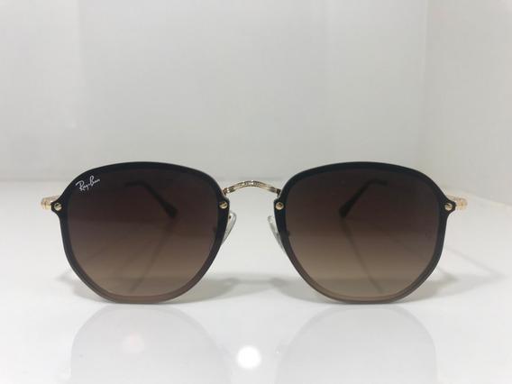 Oculos De Sol Ray Ban 3579 N Blaze Compre 1 Leve 2