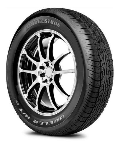 225/65r17 101h Dueler H/t 687 Bridgestone