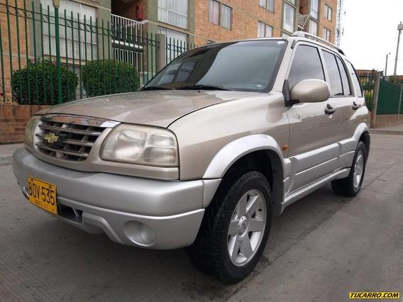 Chevrolet Grand Vitara Fe Mt Aa 4x4
