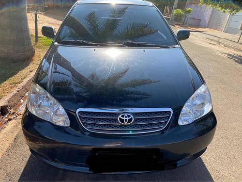 Imagem 1 de 8 de Toyota Corolla 2005 1.8 Aut. 5p