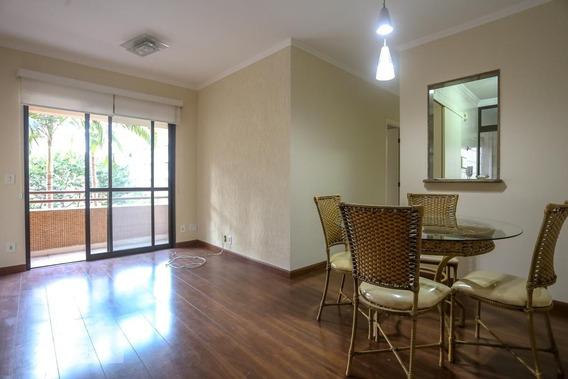 Apartamento No 1º Andar Com 2 Dormitórios E 1 Garagem - Id: 892949149 - 249149