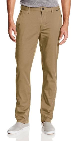 Exclusivo Pantalon Hurley Corman 3 Corte Regular 40