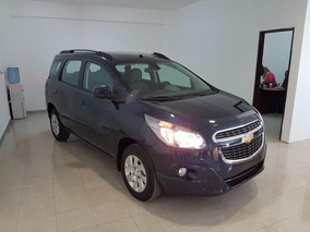 Chevrolet Spin 1.8 Lt 5as 105cv #gd