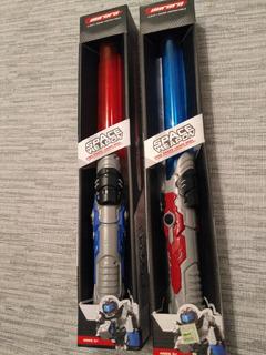 Espadas Con Luz Y Sonido