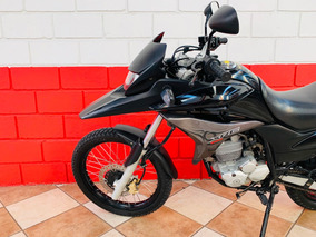 Honda Xre 300 - 2010 - Preta - Financiamos
