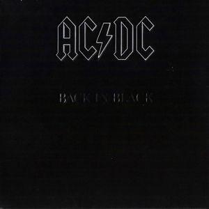 Back In Black - Ac Dc (vinilo)