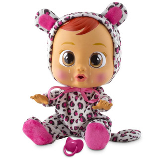 Muñeca Bebé Que Llora - Cry Babies Lea Original