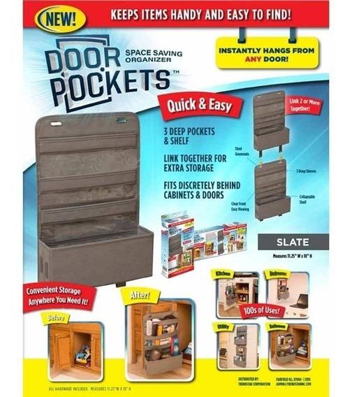 Organizador De Guarda Roupa Banheiro Cozinha Brinquedo Porta
