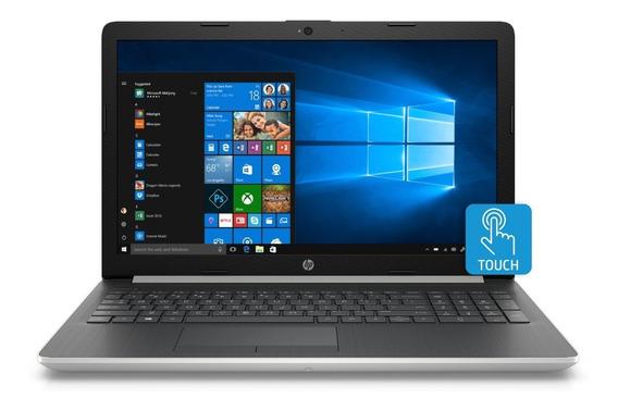 Laptop Hp I5 10gen 8gb 512gb Ssd Touchscreen 12m Gntia 680