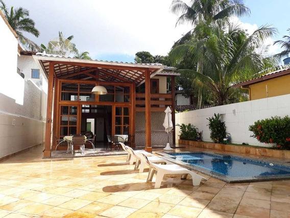 Casa - Padrão, Para Venda Em Itacaré/ba - 1437