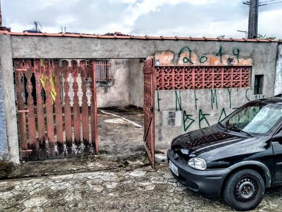 Casa Lado Praia À 200 Metros Do Mar, Em Itanhaém/sp 6080